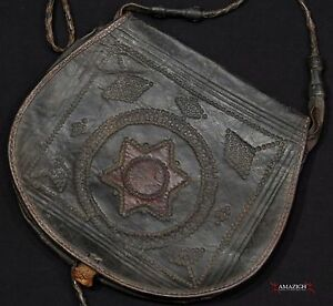 Old Jewish Bag Seal Of Solomon Souss Region Morocco