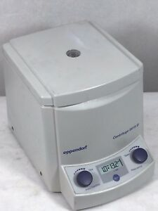 Eppendorf 5415d Centrifuge W o Rotor Working