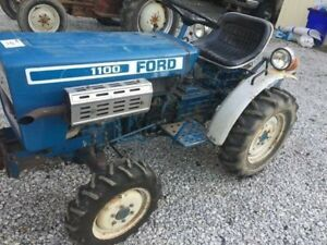 Ford 1100 Tractor Diesel