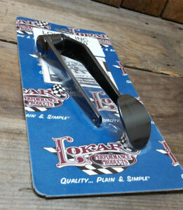 Black Lokar Gas Pedal Arm Spoon Vtg Style Rat Hot Rod Custom Gasser Pro Touring