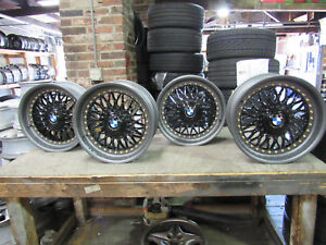 Bmw 5 Series 59255 Set Of 4
