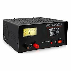 Pyramid Bench Power Supply Ac to dc Power Converter 18 Amp Power Supply With