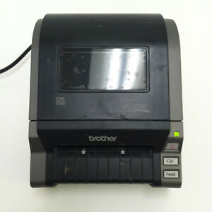 Brother P touch Electronic Labeling System Ql 1050 Tested