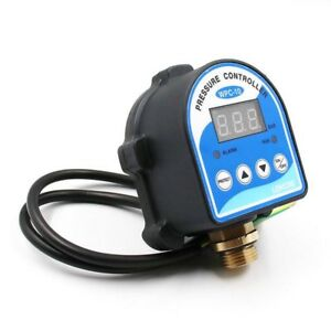 Wpc 10 Digital Water Pressure Switch Display Eletronic Controller Pump Control