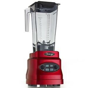 Omega Om7560r Commercial 3hp Blender