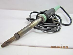 Weller W100 Soldering Iron 100 W Working Stained Glass Silvabrite 100