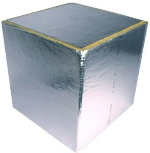 24 In Duct Board Ventilation Air Supply Insulation Chamber Plenum Kit R6 0