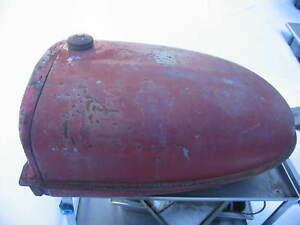 International Ih Farmall Tractor Gas Tank Fuel M Super M Smta