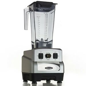 Omega Om6560s Commercial 3hp Blender