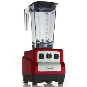 Omega Om6560r Commercial 3hp Blender