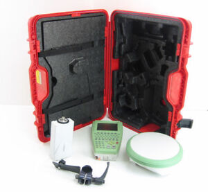 Leica Gps System 1200 For Surveying 1 Month Warranty