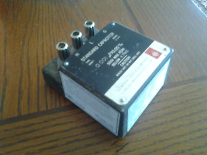 General Radio Co Standard Capacitor 1409 f 0 001 f