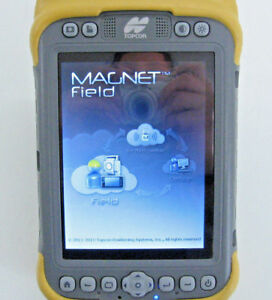 Topcon Tesla Tablet Data Collector With Magnetfield For Surveying Gps ts 1m Wara