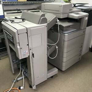Canon Copier C5255 Imagerunner Advance With Extender
