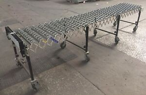 Extending Flexible Gravity Conveyor