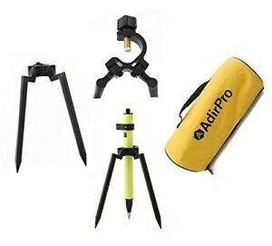 Adirpro Mini 1 28 Red Prism Pole Mini Bipod Surveying Topcon Sokkia Seco