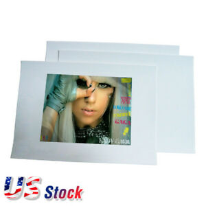 Us Stock Wholesale 100 Sheets A4 Dark Color T shirt Heat Transfer Printing Paper