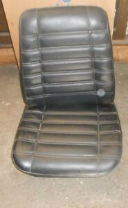 1966 Chevelle Used Bucket Seat Gto Cutlass Nova Impala