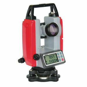 New Pentax Eth 510 Theodolite For Surveying 1 Month Warranty