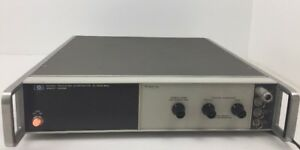 Hp 8444a 5 1300 Mhz Tracking Generator