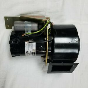 Fasco 1 ph Squirrel Cage U62b1 Blower Fan Ac Motor 3400 rpm 220v 4 mfd Forge