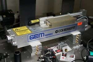 Coherent Gem Series 100w Laser Set