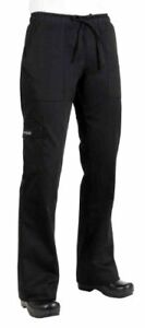 New Chef Works Mens Cargo Chef Pants Black Large Free2dayship Taxfree