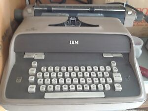 Ibm Electric Typewriter