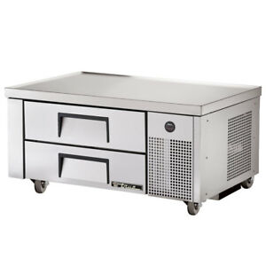 True Trcb 48 Commercial Refrigerated Chef Base