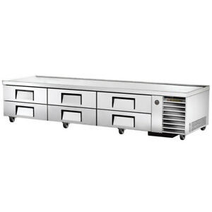 True Trcb 110 Commercial Refrigerated Chef Base