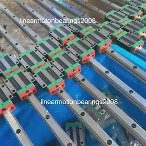Linear Guide Rail Profile Bearing Pillows Actuator Similiar As Thk Nsk Tbi