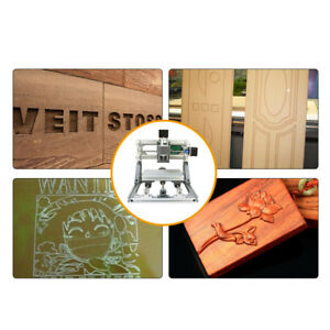 Professional Standard Configuration Cnc Engraving Machine Usb Diy Milling Wood