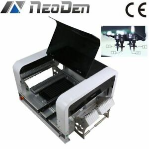Smt Pcba Machine Neoden4 With Vision System automatic Pick And Place Machine l