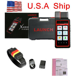 Usa Ship Launch X431 Diagun Iv Diagnostic Tool Code Scanner 2 Years Free Update