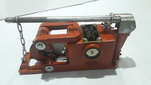 Senyo Hydraulic Wire Rope Cutter 2 Capacity new free Shipping