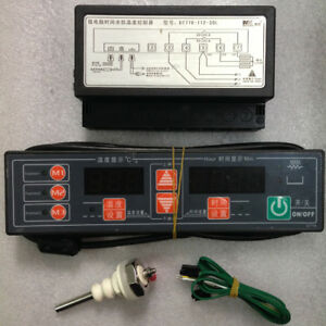 Dt778 112 30l Control Time Water Level Temperature Controller Temperature Switch