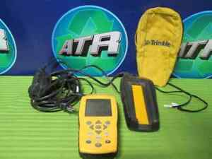 Trimble Geoexplorer 3 38376 00 Includes Charging Base Power Supply And Case