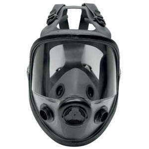 North 54001 Med lg Elastomeric Full Facepiece Mask Respirator respirator only