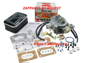 Mitsubishi Dodge Mazda 32 36 Dfev K614 Carburetor Kit With Automatic Trans