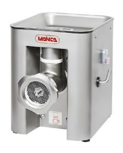 Mainca Px 32 Commercial All Stainless 32 Meat Grinder 3 Phase