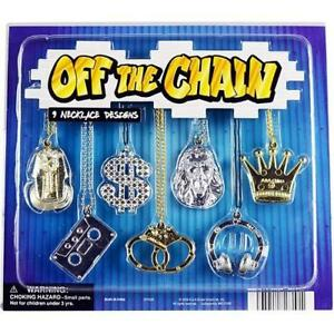2 Off The Chain Jewelry Fashion Party Vending Toys 250 Capsules Display