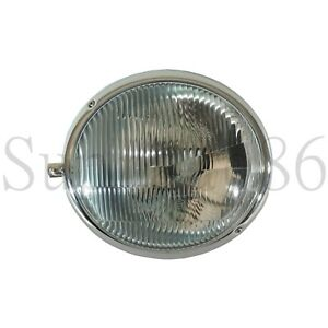 Front Headlight Assembly Left For 50 67 Vw Transporter Type 2 Splitscreen Bus