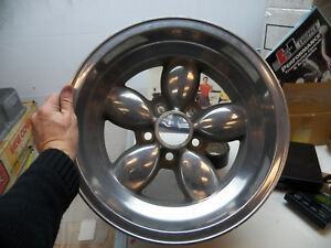 Vintage Nos American Racing Wheel 200s 15x8 5 5x4 5 3 5 Backspacing Polished