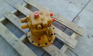 Caterpillar 312 Hydraulic Rotating Swing Motor For Excavator Track Hoe Pump