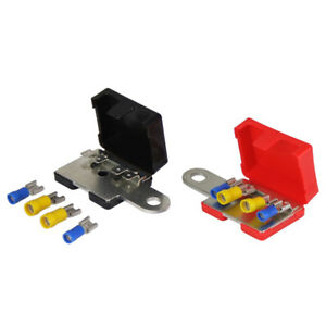 Battery Terminal Multi Connection Kit Battery Terminals Marine 4wd Boat Caravan