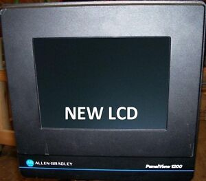 Lcd Upgrade Kit For Monochrome Panelview 2711 Ta1 Or 2711 Ka1 Sale Price