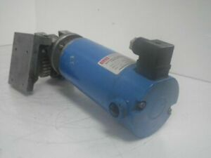 Mmp3 0392 Ite Dc Permanent Magnet Motor 180v 1 4a 2000rpm used And Tested