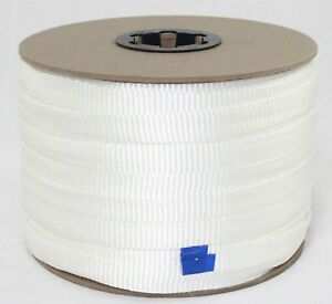 Cajun Mule Line 3 4 Inch 2 500 Lb Pull Tape Polyester Pulling Tape In