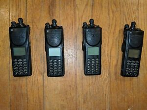 Four 4 Motorola Astro Xts3000 Model Iii 800mhz H09uch9pw7an Radios pre owned
