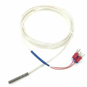 Perfect prime Tl4200 4 Wires Class A Rtd Pt100 Temperature Sensor probe 2